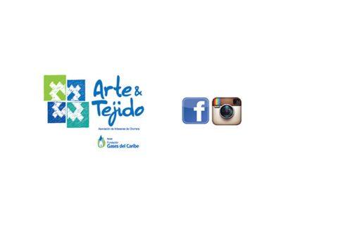 Arte y Tejido cuenta con página web y redes sociales